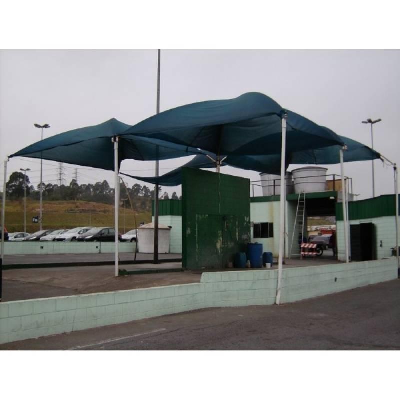 Cobertura em Lona para Estacionamento Caçapava - Cobertura em Lona para Carros