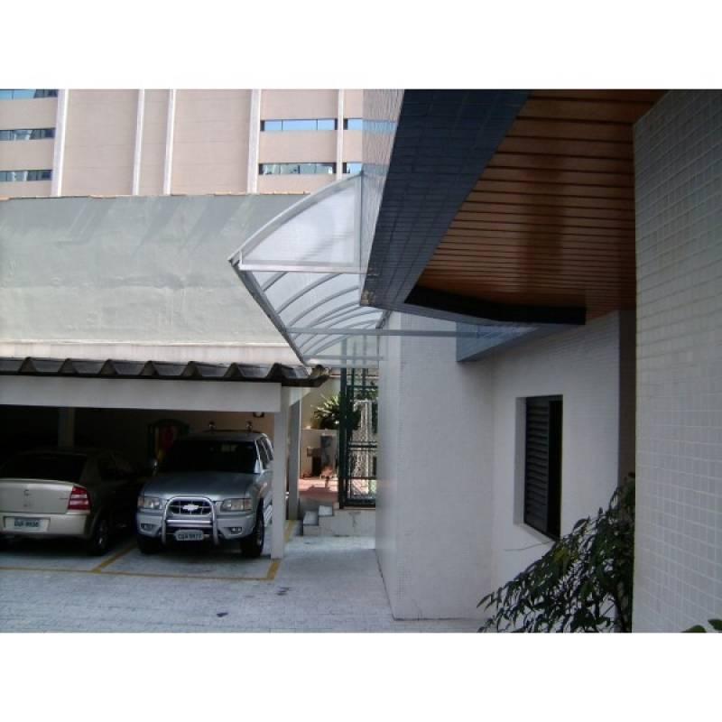 Instalação de Cobertura com Lona Plástica Pindamonhangaba - Cobertura em Lona