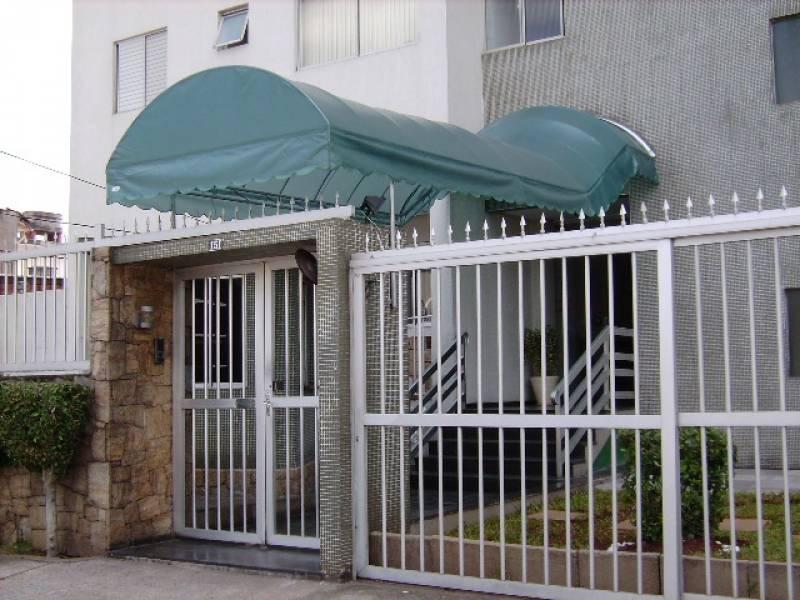 Instalação de Cobertura com Lona Cajamar - Cobertura com Lona Tensionada