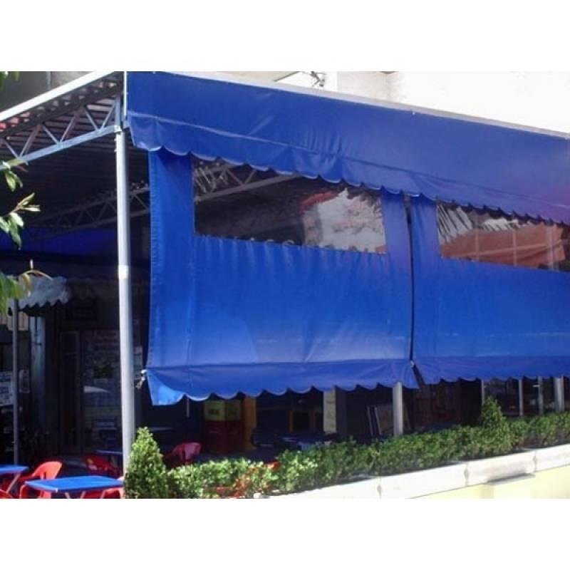 Onde Encontrar Toldo de Lona Janela Pindamonhangaba - Toldos de Lona para Garagem