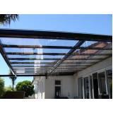 cobertura de terraço abre e fecha Santana de Parnaíba