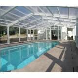cobertura retrátil para piscina