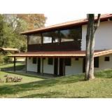 quanto custa cobertura externas residenciais Suzano