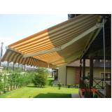 toldo articulado manual
