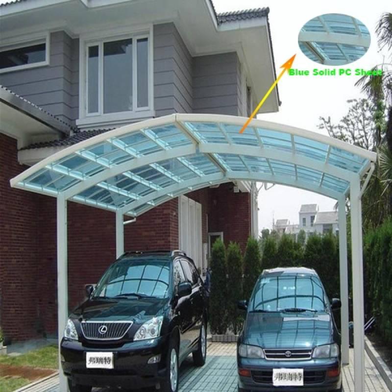 Toldo Transparente para Garagem Guarulhos - Toldo PVC Transparente