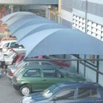 Telas de Sombreamento para estacionamento