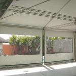 Toldo cortina