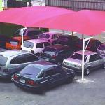 Telas de Sombreamento para carros